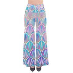 Colorful Lila Toned Mosaic Pants by Brittlevirginclothing