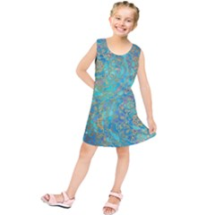 Celtic Kids  Tunic Dress by Brittlevirginclothing