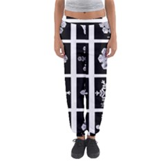 Snowflakes Exemplifies Emergence In A Physical System Women s Jogger Sweatpants