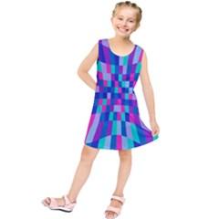 Flag Color Kids  Tunic Dress by AnjaniArt