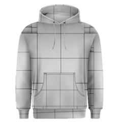 Abstract Architecture Contemporary Men s Pullover Hoodie
