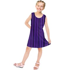 Purple Kids  Tunic Dress by Valentinaart