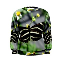 Butterfly #22 Women s Sweatshirt by litimages