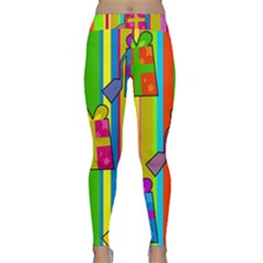 Holiday Gifts Classic Yoga Leggings by Nexatart