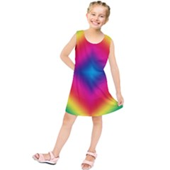 Hippie  Kids  Tunic Dress by Valentinaart