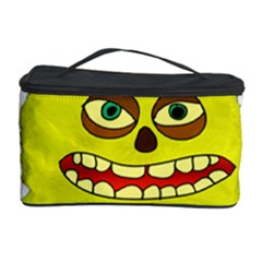 Monster Troll Halloween Shudder Cosmetic Storage Case by Nexatart