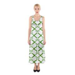 Wallpaper Of Scissors Vector Clipart Sleeveless Maxi Dress by Nexatart