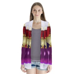 Candles Christmas Tree Decorations Cardigans