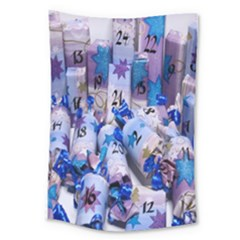 Advent Calendar Gifts Large Tapestry by Nexatart