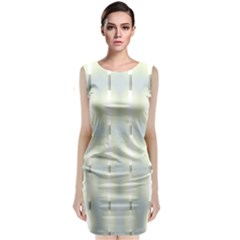 Lights Classic Sleeveless Midi Dress by Nexatart