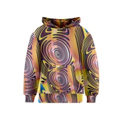 Ethnic Tribal Pattern Kids  Pullover Hoodie by Nexatart