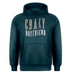 Crazy Boyfriend - Men s Pullover Hoodie by FunnySaying