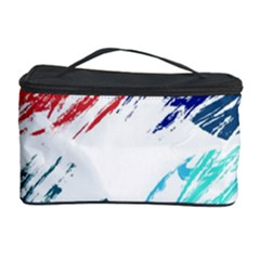 Scribbles                                                       Cosmetic Storage Case by LalyLauraFLM