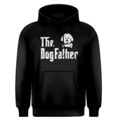 The Dogfather   Men s Pullover Hoodie by FunnySaying