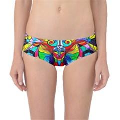 Human Self Awareness   Classic Bikini Bottoms by tealswan