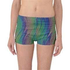 Texture Abstract Background Boyleg Bikini Bottoms by Nexatart