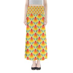 The Colors Of Summer Maxi Skirts by Nexatart