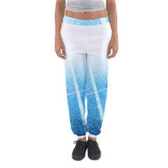 Court Sport Blue Red White Women s Jogger Sweatpants