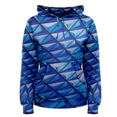 Lines Geometry Architecture Texture Women s Pullover Hoodie