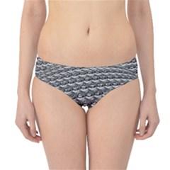 Mandelbuld 3d Metalic Hipster Bikini Bottoms by Amaryn4rt