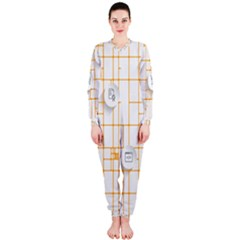 Icon Media Social Network Onepiece Jumpsuit (ladies)  by Amaryn4rt