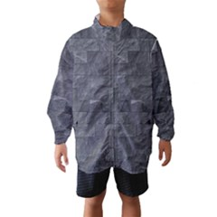Excellent Seamless Slate Stone Floor Texture Wind Breaker (kids) by Amaryn4rt