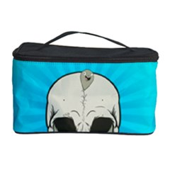 Skull Ball Line Schedule Cosmetic Storage Case by Simbadda
