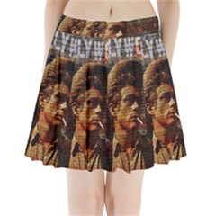 James Dean   Pleated Mini Skirt by Valentinaart