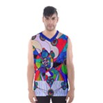 Aether - Men s Basketball Tank Top