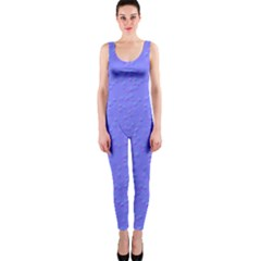 Ripples Blue Space Onepiece Catsuit by Alisyart