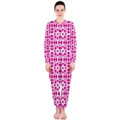 Pattern Onepiece Jumpsuit (ladies)  by Valentinaart