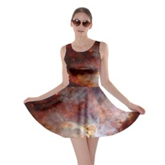 Carina Nebula Skater Dress by SpaceShop