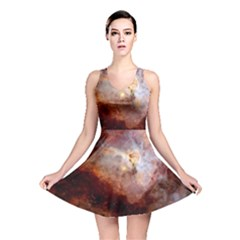 Carina Nebula Reversible Skater Dress by SpaceShop
