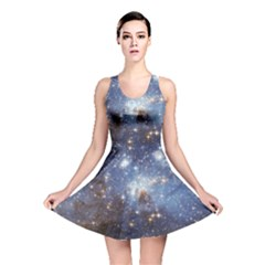 Large Magellanic Cloud Reversible Skater Dress by SpaceShop