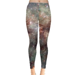 Tarantula Nebula Leggings  by SpaceShop