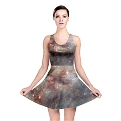 Tarantula Nebula Reversible Skater Dress by SpaceShop