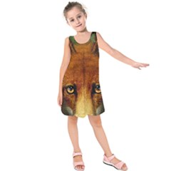 Fox Kids  Sleeveless Dress by Simbadda