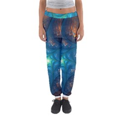 Fractal Star Women s Jogger Sweatpants