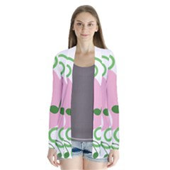 Sweetie Belle s Love Heart Music Note Leaf Green Pink Cardigans by Alisyart