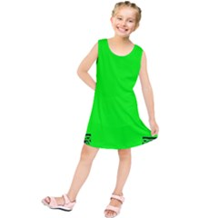 Decorative Corners Kids  Tunic Dress by Simbadda