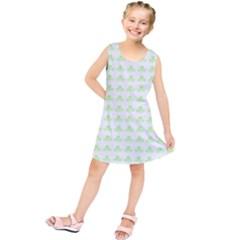 Shamrock Irish St Patrick S Day Kids  Tunic Dress by Simbadda