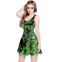St Patricks Day, Reversible Sleeveless Dress