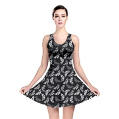 Pattern Reversible Skater Dress by Valentinaart