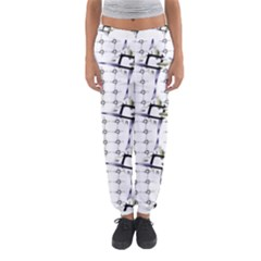 Fractal Design Pattern Women s Jogger Sweatpants