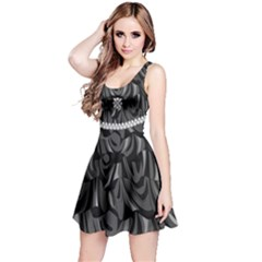 2d Cosplay  Reversible Sleeveless Dress
