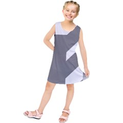 Gradient Base Kids  Tunic Dress by Simbadda