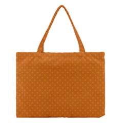 Polka Dots Medium Tote Bag