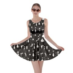 Lovely Cats Pattern Skater Dress