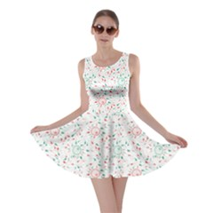 White Female Egg Male Sperm Fertilization Skater Dress by CoolDesigns