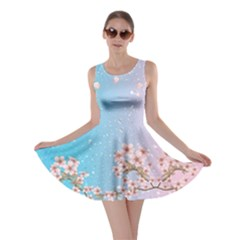 Blossom Pantone Skater Dress by CoolDesigns